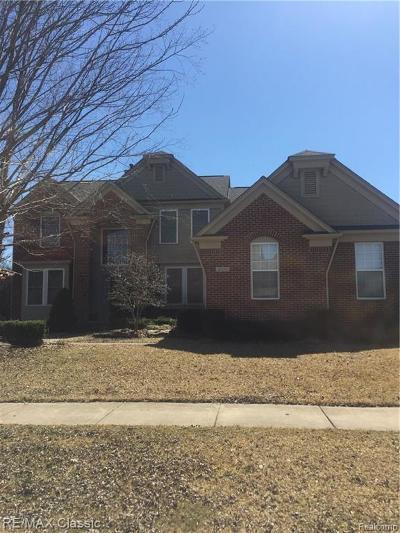 Superior Twp, Ypsilanti, Ypsilanti Twp Single Family Home For Sale: 8351 Blue Jay Drive