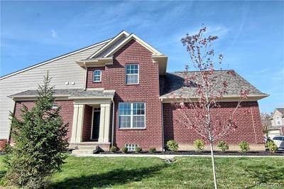West Bloomfield, West Bloomfield Twp Condo/Townhouse For Sale: 7500 Berry Wood Lane #38