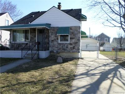 Ferndale, Royal Oak, Berkley, Clawson, Pleasant Ridge, Huntington Woods Single Family Home For Sale: 3528 Bacon Avenue