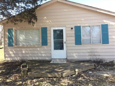 Novi Single Family Home For Sale: 1720 Paramount Street