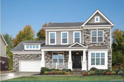 Canton, Canton Twp Single Family Home For Sale: 50719 Maywood Drive