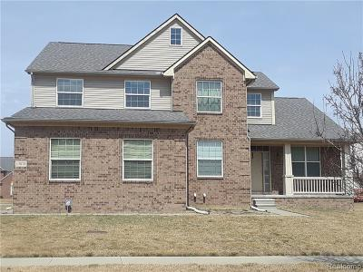 Van Buren, Van Buren Twp Single Family Home For Sale: 13878 Basswood Circle
