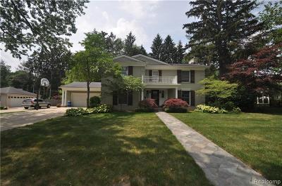Birmingham Single Family Home For Sale: 1263 Brookwood Street