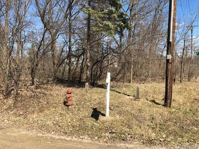 Farmington Hills Residential Lots & Land For Sale: Ardmore