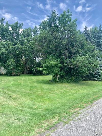 West Bloomfield Twp Residential Lots & Land For Sale: Latimer