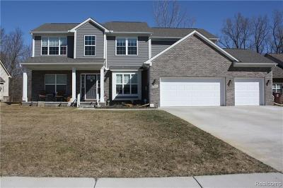 Commerce Twp Single Family Home For Sale: 1592 Trace Hollow Drive