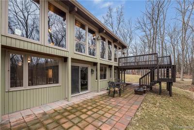 Milford Twp Single Family Home For Sale: 4251 Grondinwood Lane
