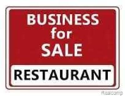 Washington Twp MI Commercial For Sale: $449,000