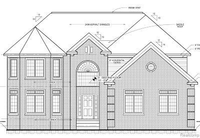 Rochester Hills Single Family Home For Sale: Avon