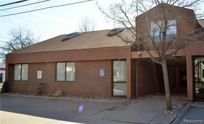 Commercial Lease For Lease: 3220 Coolidge Highway
