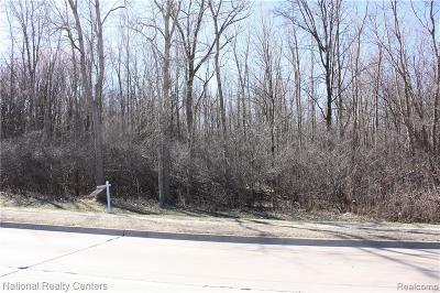 Romulus Residential Lots & Land For Sale: Eureka Road