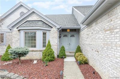 Canton, Canton Twp Single Family Home For Sale: 47232 Ashley Court