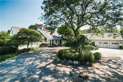 Oxford Single Family Home For Sale: 3800 Delano Road