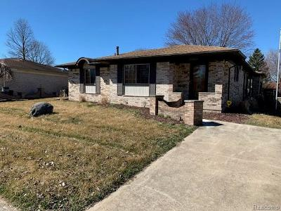 Brownstown Twp Single Family Home For Sale: 23825 Trail Ridge Drive