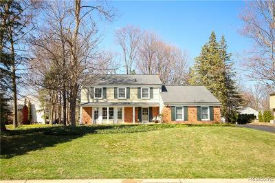 Single Family Home For Sale: 31244 Old Stage Road