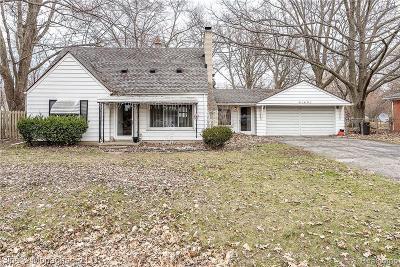Southfield Single Family Home For Sale: 20620 Westhampton Avenue