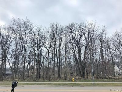 Grosse Ile Twp MI Commercial Lots & Land For Sale: $99,000