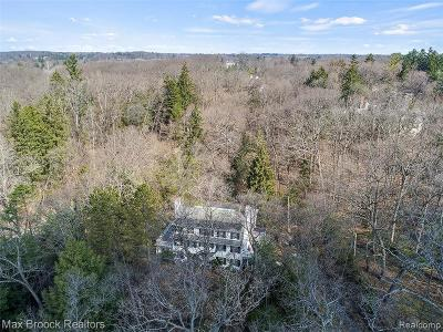 Bloomfield Hills Residential Lots & Land For Sale: 150 Brady Lane