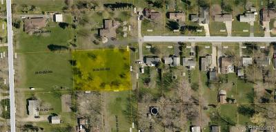 Troy Residential Lots & Land For Sale: De Etta Drive
