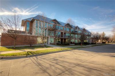 Plymouth MI Condo/Townhouse For Sale: $340,000