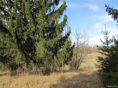 Brandon Twp Residential Lots & Land For Sale: Sawmill Lake Road