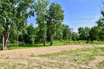 Rochester, Rochester Hills Residential Lots & Land For Sale: Austin Avenue