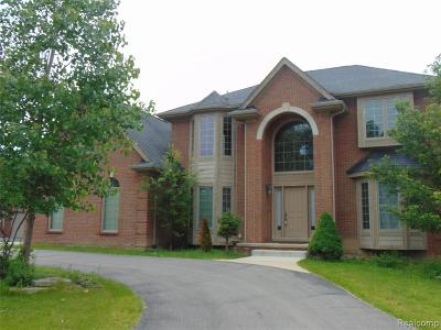 West Bloomfield, West Bloomfield Twp Single Family Home For Sale: 7146 Kennowy Court