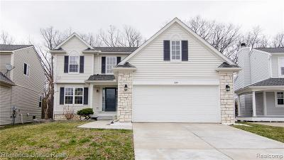 Ann Arbor, Scio, Ann Arbor-scio, Scio, Scio Township, Scio Twp Single Family Home For Sale: 1629 Scio Ridge