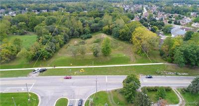Novi Residential Lots & Land For Sale: 41295 W 14 Mile Road