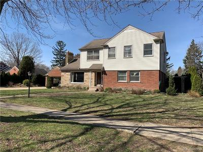 Dearborn Single Family Home For Sale: 640 S Silvery Lane