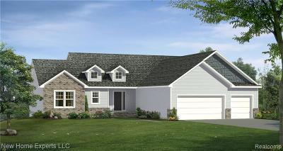 Green Oak Twp MI Single Family Home For Sale: $449,900
