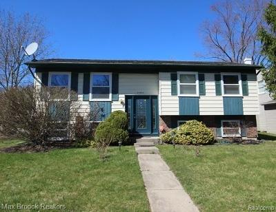 Salem, Salem Twp, Plymouth, Plymouth Twp Single Family Home For Sale: 44820 Joy Road