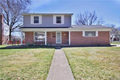 Sterling Heights Single Family Home For Sale: 14546 Maisano Drive