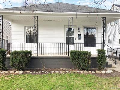 Allen Park Single Family Home For Sale: 14554 Russell Avenue