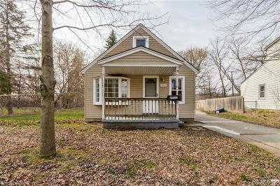 Dearborn Heights Single Family Home For Sale: 25721 New York Street