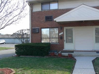 Madison Heights Condo/Townhouse For Sale: 29054 Tessmer Court