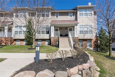 Utica Condo/Townhouse For Sale: 45623 Stadler Street