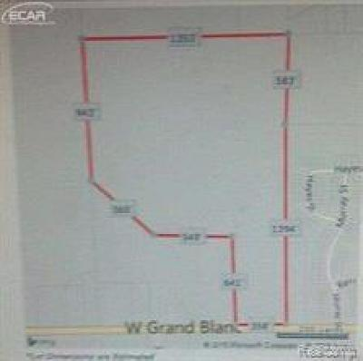 Grand Blanc MI Residential Lots & Land For Sale: $799,999