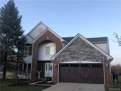 Commerce Twp Single Family Home For Sale: 2658 Ivy Hill Drive
