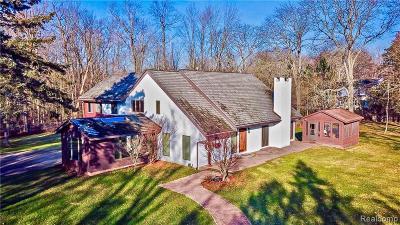 Beverly Hills Vlg Single Family Home For Sale: 20050 Quail Ridge Court