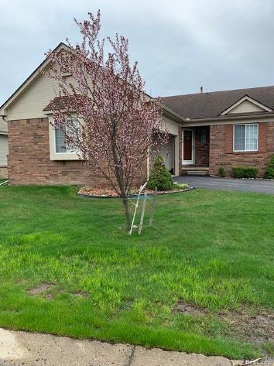 Livonia Condo/Townhouse For Sale: 28661 Bayberry Ct. East