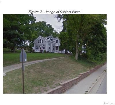 Northville Residential Lots & Land For Sale: Lot 715 N Center