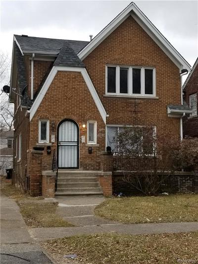 Multi Family Home For Sale: 4709 Balfour Road