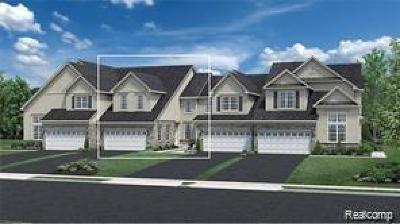 Novi Condo/Townhouse For Sale: 23774 Seminole Trail #0063