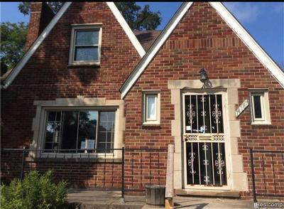 Multi Family Home For Sale: 14187 Rutherford Street