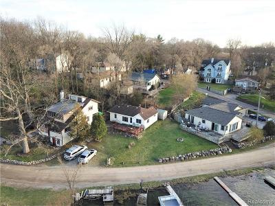 Green Oak Twp MI Single Family Home For Sale: $168,000