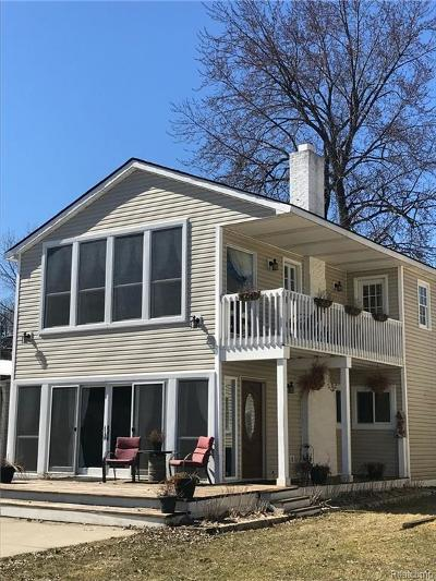 Walled Lake Single Family Home For Sale: 150 Coalmont Street