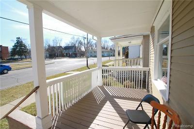 Ypsilanti Rental For Rent: 711 Emmet Street