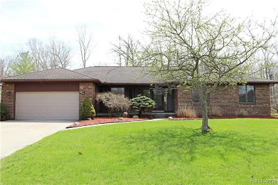 Grosse Ile Twp Single Family Home For Sale: 26047 Lancashire Lane