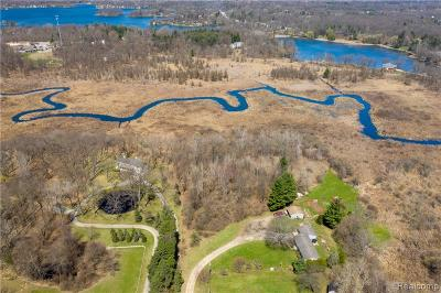 Addison Twp Residential Lots & Land For Sale: 960 Rochester Road